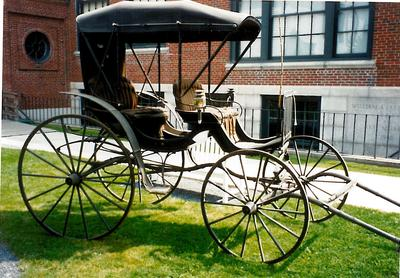 Extension Top Phaeton (Two-Seater Buggy)