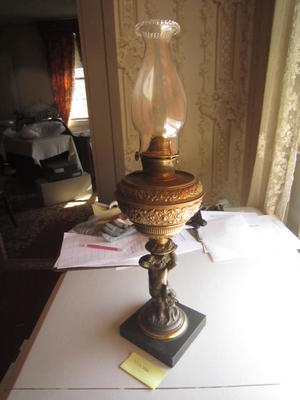 Decorative Oil Lamp