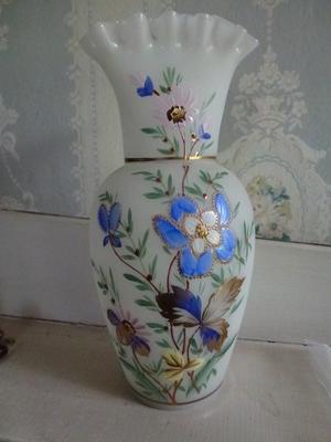 Bristol Glass Vase