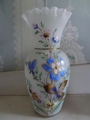 Bristol Glass Vase