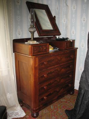 Black Walnut Bureau