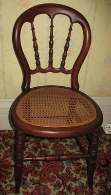Black Walnut Side Chair