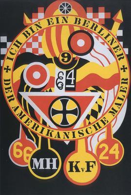 The Hartley Elegy Series: The Berlin Series, KvF III