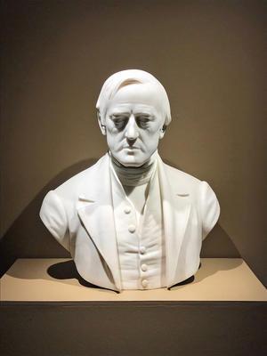Bust of Edwards Amasa Park