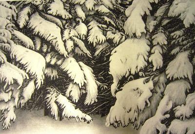 Deer Isle Suite, Winter II