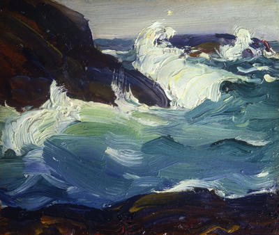 Crashing Waves, Ogunquit
