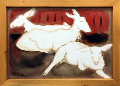 Untitled (Goats)
