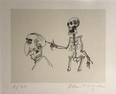 Untitled (Skeleton)