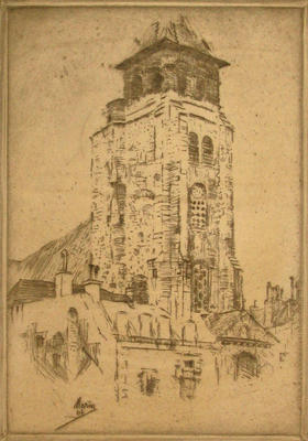 St. Germain des Près
