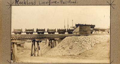 Untitled (Rockland Railroad Bridge)