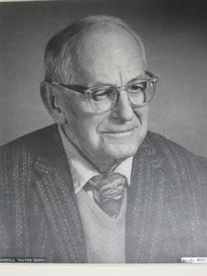 Carroll Thayer Berry No. 1