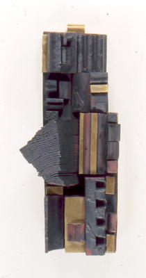 Jewelry of Louise Nevelson