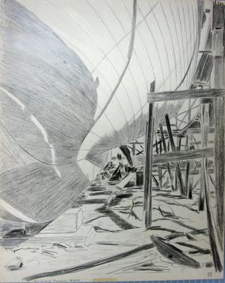 Morse Yard, Thomaston 9/3/45