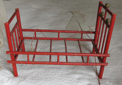 Child's Doll Cradle