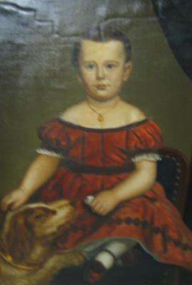Portrait of Edgar Waldo Reed