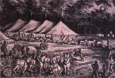 The Circus at Night