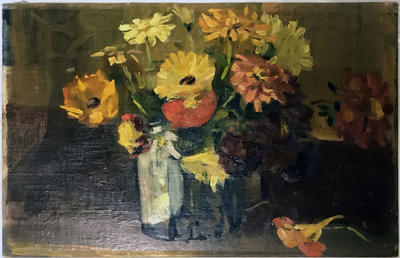 Untitled (Flowers in Vase)