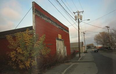 Winter Street, Rockland, Maine