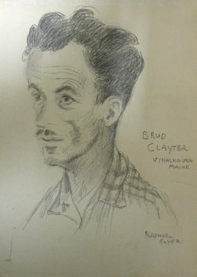 Portrait of Brud Clayter