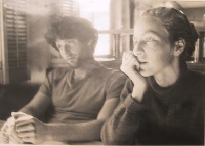 Eddie and Christine