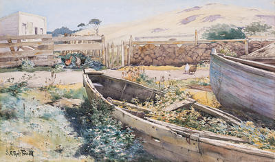 Old Dory, Monhegan