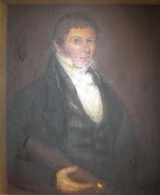 Portrait of John Watts
