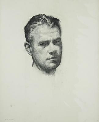 Portrait of Andrew Winter