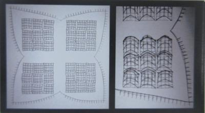 4 Square Quilt