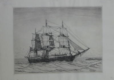 The Charles W. Morgan