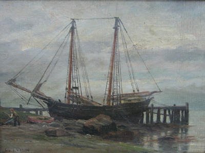 Schooner Elizabeth (The Old Liz)