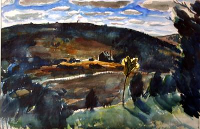 Autumn Wind, Chester Springs