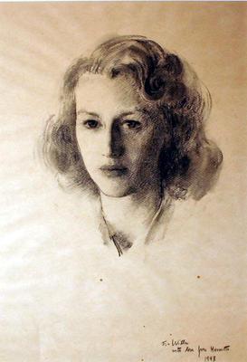Portrait of Madelyn Hamilton