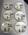 Set of Six Oriental Plates