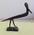 Untitled (Small iron bird)