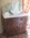 Black Walnut with Marble Top Commode