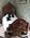 Black Walnut Single Bedstead