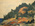 MAINE COAST SKETCH-MONHEGAN ISLAND (GREEN POINT)