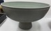 Green Glazed Ceramic Bowl