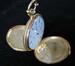 Henry Hoffmann Locle Key Wind Hunter Case Pocket Watch