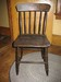 Painted Pine Side Chair